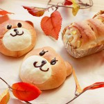 くりのくまさん・おさつとくりのほっくりパン
