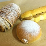 冬の新作パン